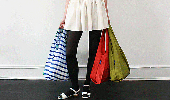 Baggu: Fashionable Shopping bags, Honest Fare by Gabrielle Arnold