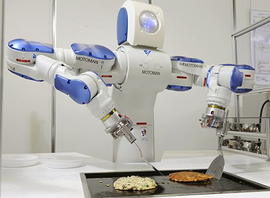 Food Robots, Honest Fare by Gabrielle Arnold