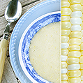 Corn & Potato Chowder, Honest Fare by Gabrielle Arnold