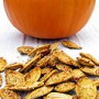Seasoned & Toasted Pumpkin Seeds, Honest Fare by Gabrielle Arnold