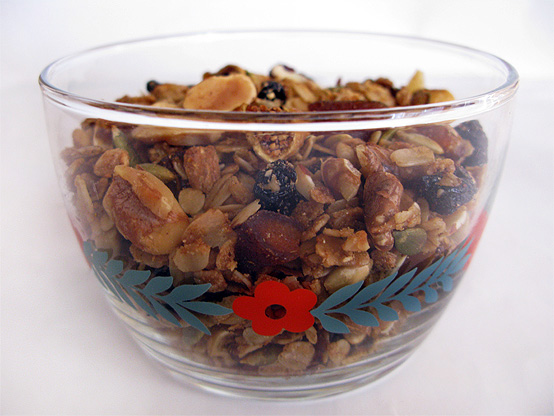Greater than Great Granola, Honest Fare by Gabrielle Arnold