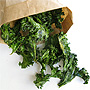 Kale Chips, Honest Fare by Gabrielle Arnold
