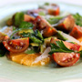 Florida Tangelo, Avocado & Heirloom Tomato Salad, Honest Fare by Gabrielle Arnold
