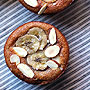 Healthy Almond Meal Banana Muffins!, Honest Fare by Gabrielle Arnold