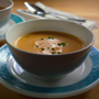Parsnip & Carrot Soup, Honest Fare by Gabrielle Arnold