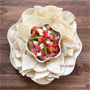 Wow! watermelon and scallop ceviche., Honest Fare by Gabrielle Arnold