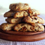 Super Berry Scones (Whole Wheat & Greek Yogurt)   Plus an exclusive discount code for ordering organic super berries!, Honest Fare by Gabrielle Arnold