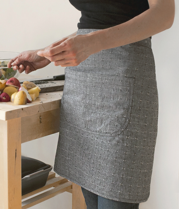 cafe black potatoes honest fare apron collection