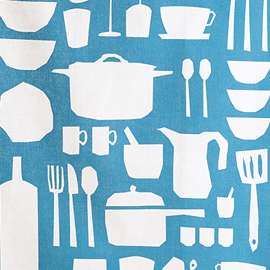 Lovely linens, Honest Fare by Gabrielle Arnold