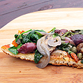 Grilling Pizza, Honest Fare by Gabrielle Arnold