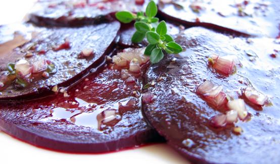 Best Beet Salad, Honest Fare by Gabrielle Arnold