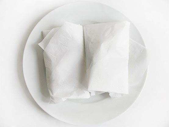 Parchment Paper Fish, Honest Fare by Gabrielle Arnold