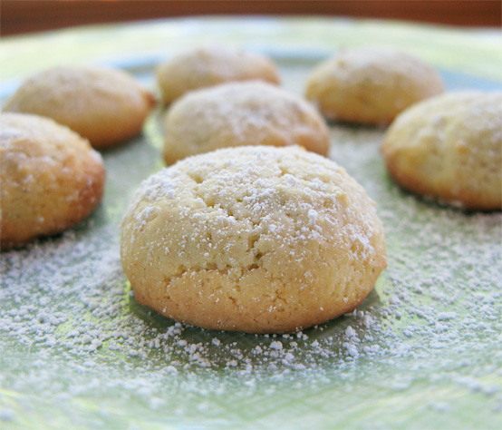 Hello, from florida: Key Lime Cookies, Honest Fare by Gabrielle Arnold