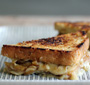 Grilled Beer and Cheese Sandwich, Honest Fare by Gabrielle Arnold