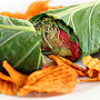 Mastering the Collard Wrap, Honest Fare by Gabrielle Arnold