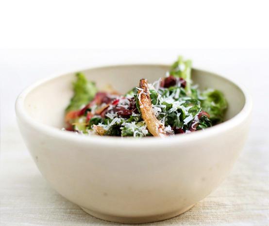 Warm Endive & Fennel Salad, Honest Fare by Gabrielle Arnold
