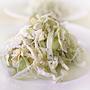 Yogurt & Poppy Seed Slaw, Honest Fare by Gabrielle Arnold