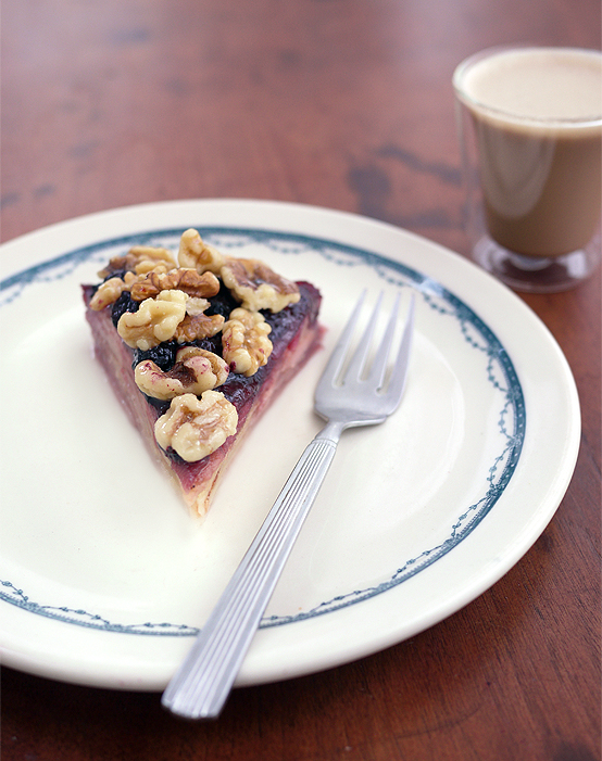 A Crustless Pie., Honest Fare by Gabrielle Arnold