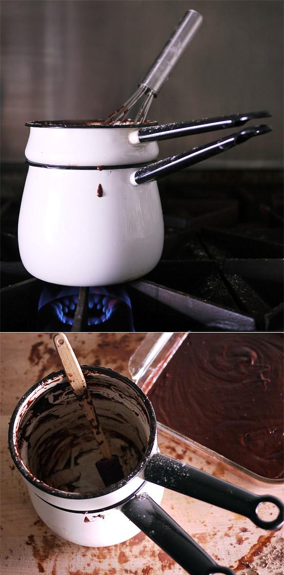 chocolate lava process_honest fare