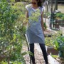 smock bluebird garden honest fare apron collection