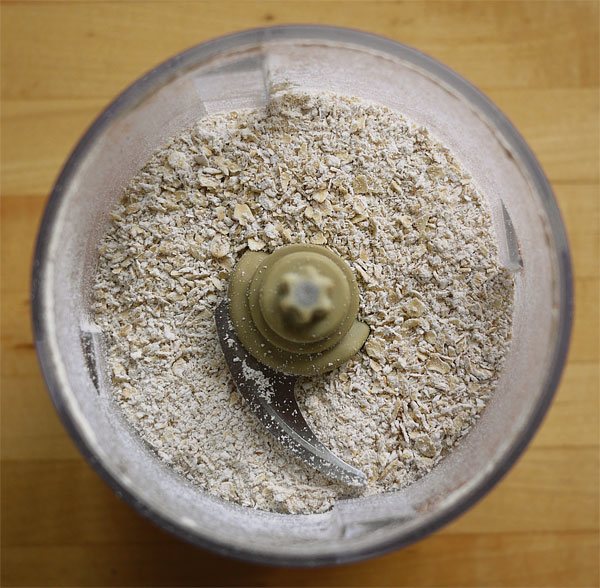 gluten free oat flour honest fare