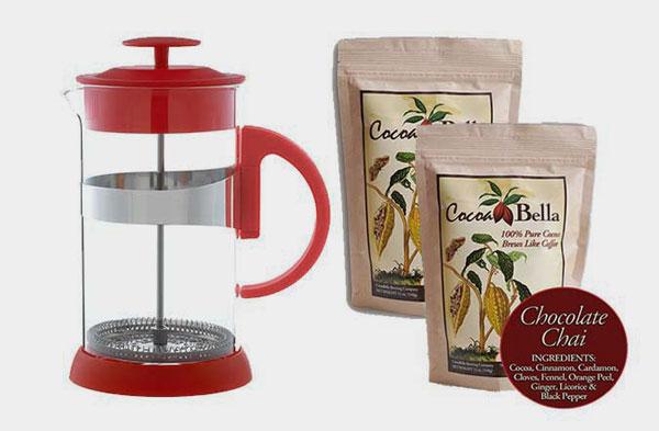 cocoa bella starter pack valentine's  giveaway honestfare.com