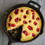 Cranberry Skillet Cornbread., Honest Fare by Gabrielle Arnold