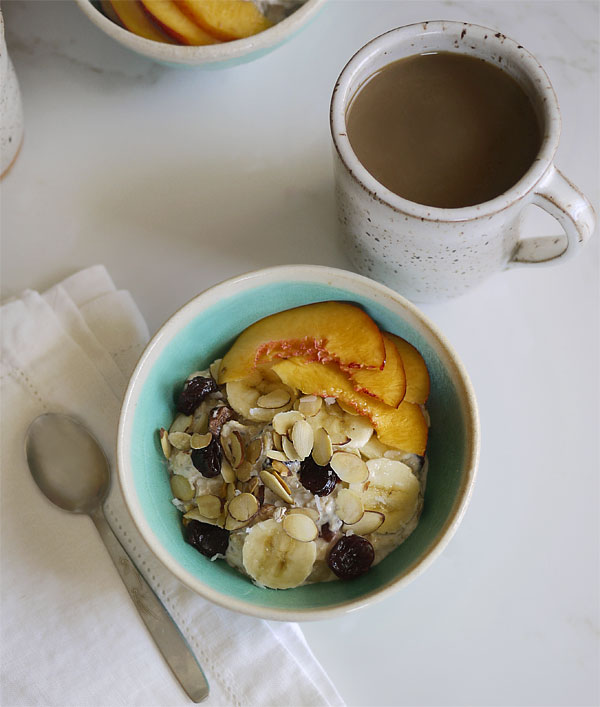 Overnight Oats., Honest Fare by Gabrielle Arnold